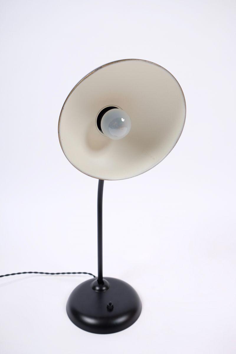 Christian Dell Kaiser Idell Model 6556 Super Bordlampe Matsort #7975