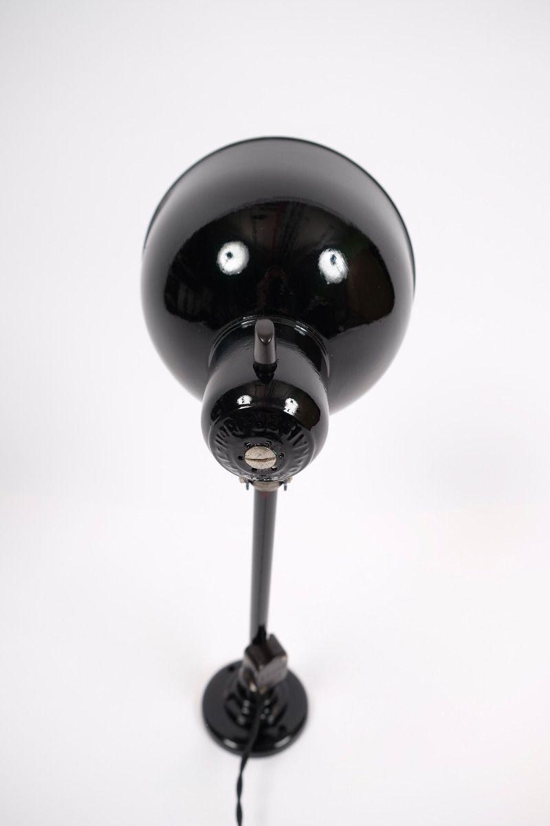 Christian Dell Kaiser Idell Model 6723 Væglampe Sort #9713