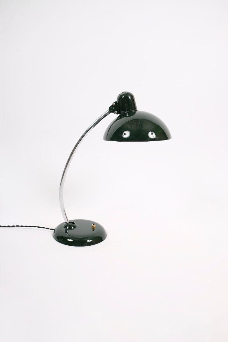 Christian Dell Kaiser Idell Bordlampe Jaguargrøn #9699