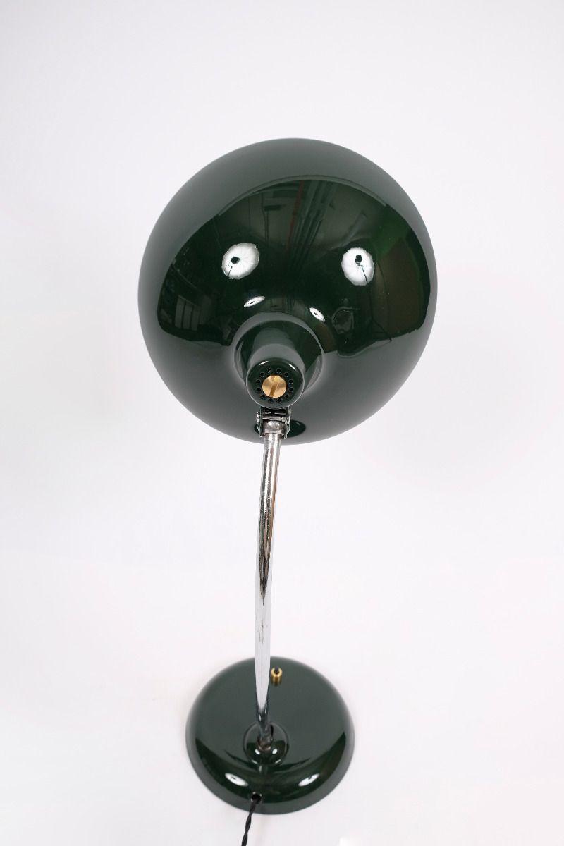 Christian Dell Kaiser Idell Model 6786 bordlampe Jaguargrøn #9201