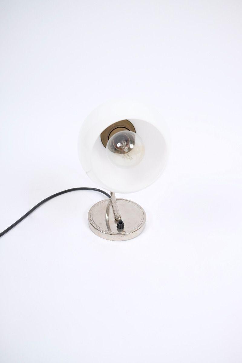 Tysk Art Deco Sengebordslampe #9400