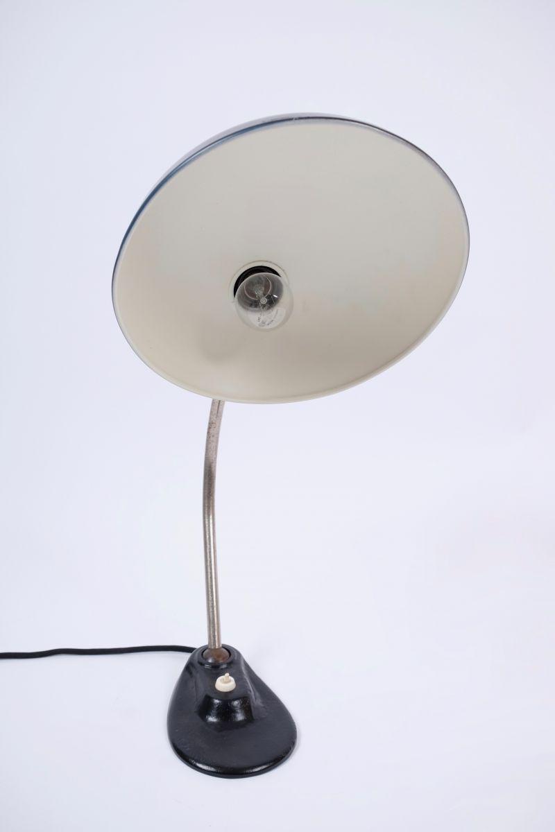 Industriel Bordlampe Sort #8164