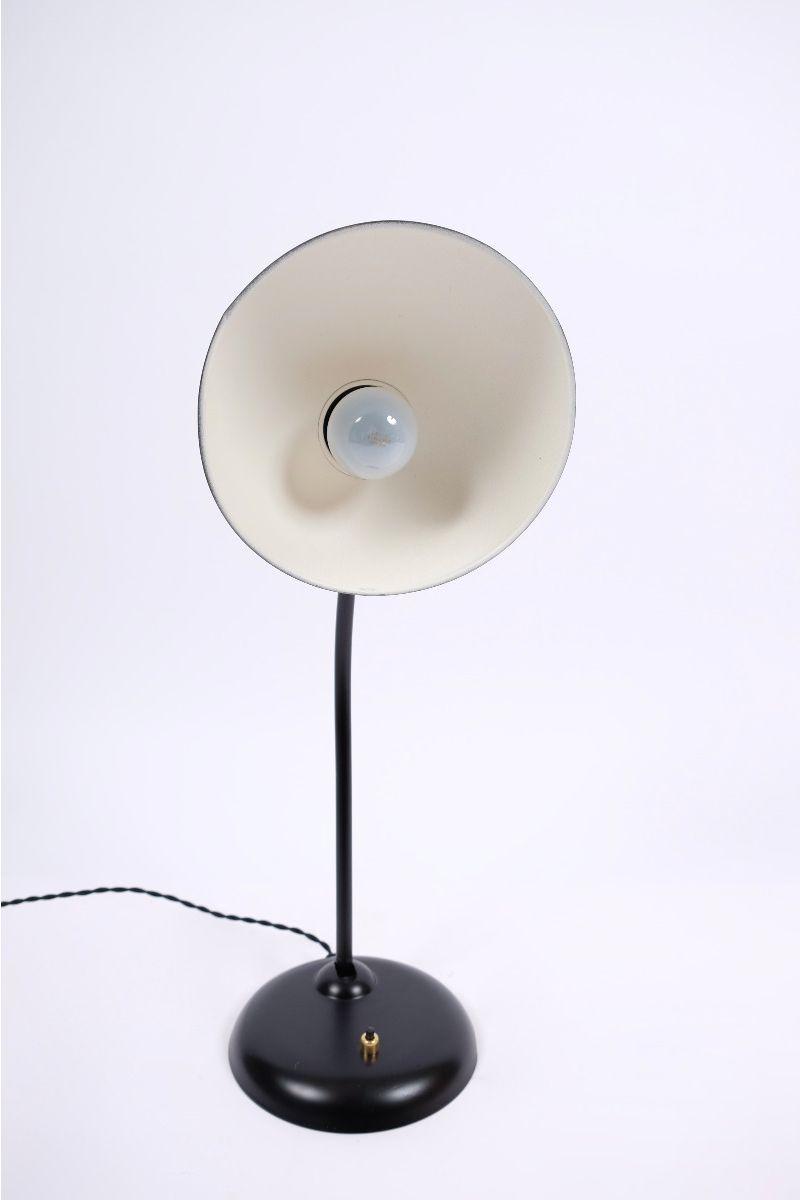 Christian Dell Kaiser Idell Model 6556 Super Bordlampe Matsort #9135