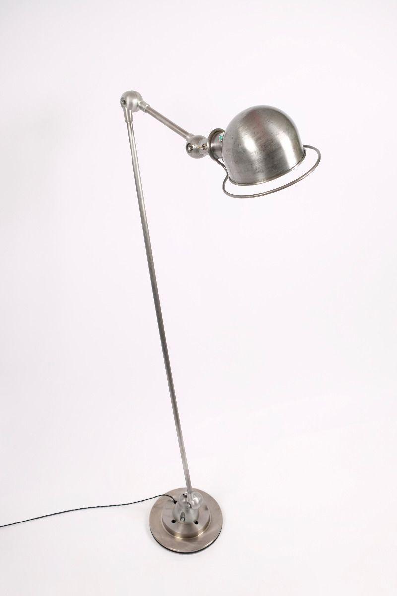 Fransk Vintage Jieldé Gulvlampe