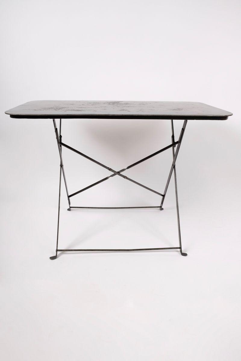 Fransk Vintage Metalbord #8260