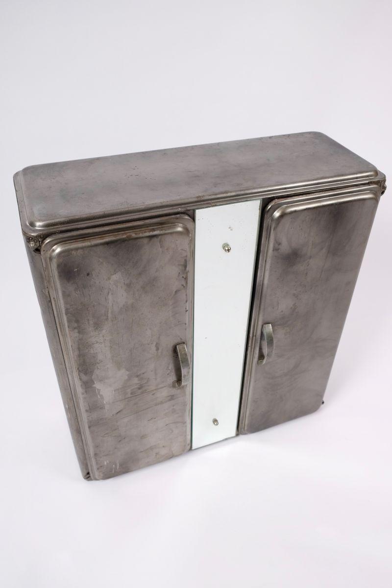 Fransk Vintage Toiletskab #7621