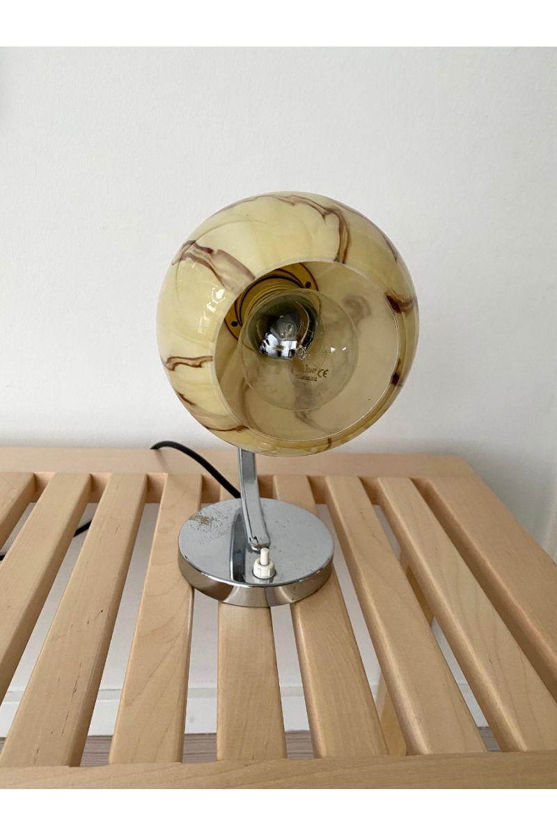 Tysk Art Deco sengebordslampe #9406