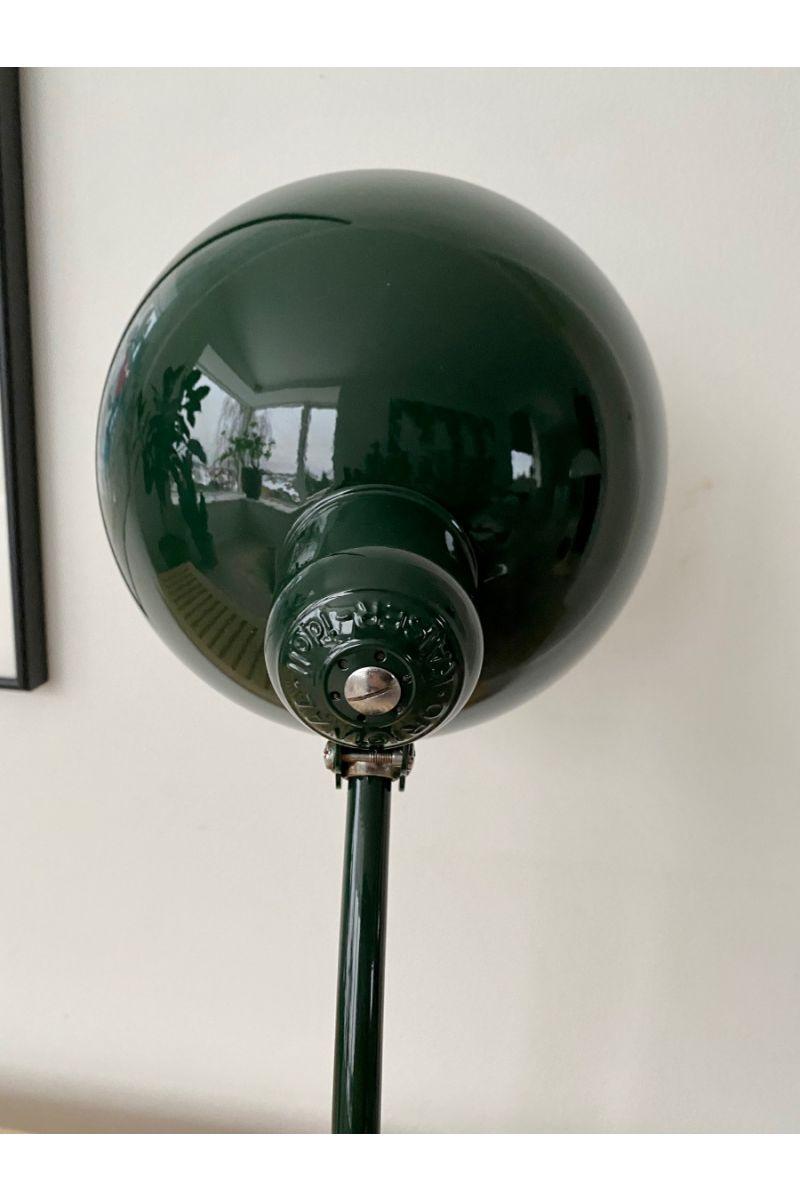Christian Dell Kaiser Idell Model 6556 Super Bordlampe Jaguargrøn #8988