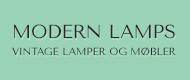 Køb vintage design lamper og møbler fra Christian Dell, Arne Jacobsen m.fl.